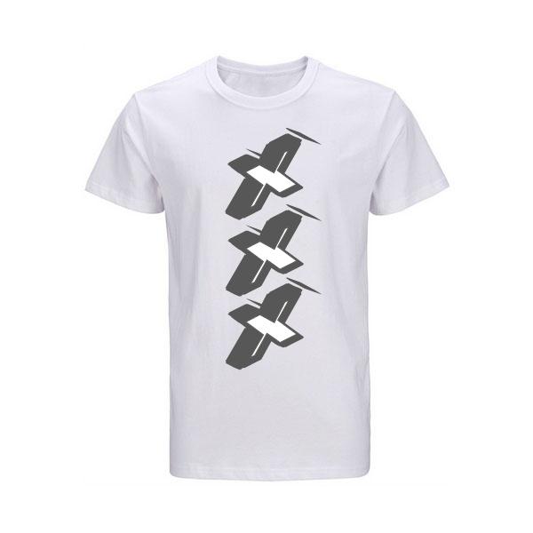 Amsterdam t-shirt-wit-XXX